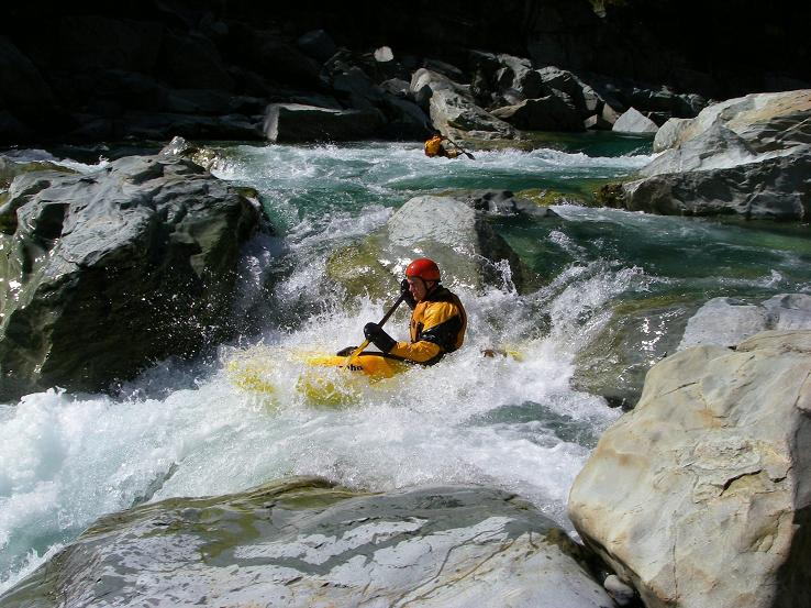 North Fork of the American River (Chamberlain Falls)